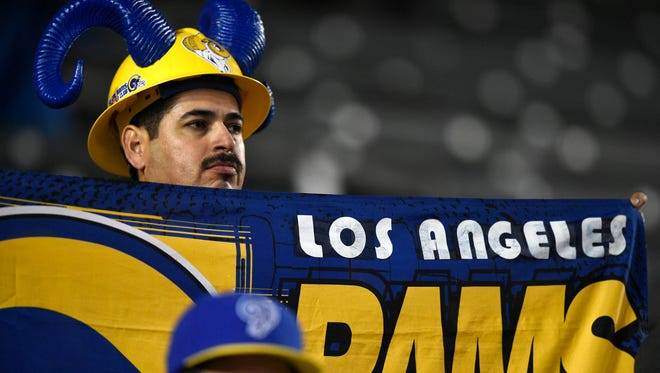 Home and road games: Rams - The Cardinals will face the NFC West rival Rams twice next season. One of those times will be in Los Angeles. The Los Angeles Rams ... that will take some getting used to, again.