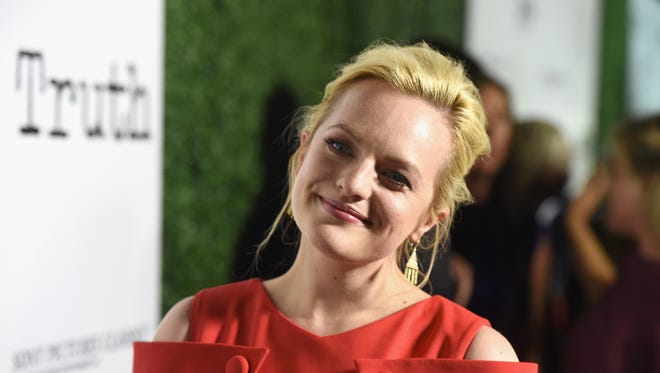 This is the face of a woman who is finally probably going to win her Emmy.