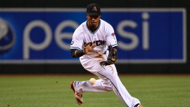 Jean Segura leads the Diamondbacks with a .335 batting average.