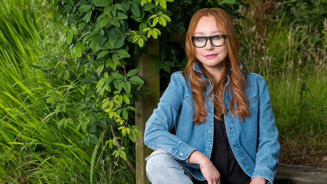 "Tori Amos composed the song ""Flicker"" for the new film ""Audrie and Daisy."""
