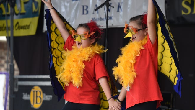 The 75th annual Turkey Trot festival returns to downtown Yellville this Friday and Saturday.