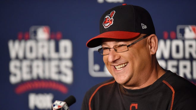 Terry Francona became the first manager in baseball history to win each of his first nine World Series games.