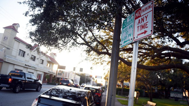 Enforcement of parking restrictions has been quietly expanded both downtown and along Ocean Drive in Vero Beach to include Saturdays. Expanded enforcement signifies the start of the busy months when winter residents return to the area.