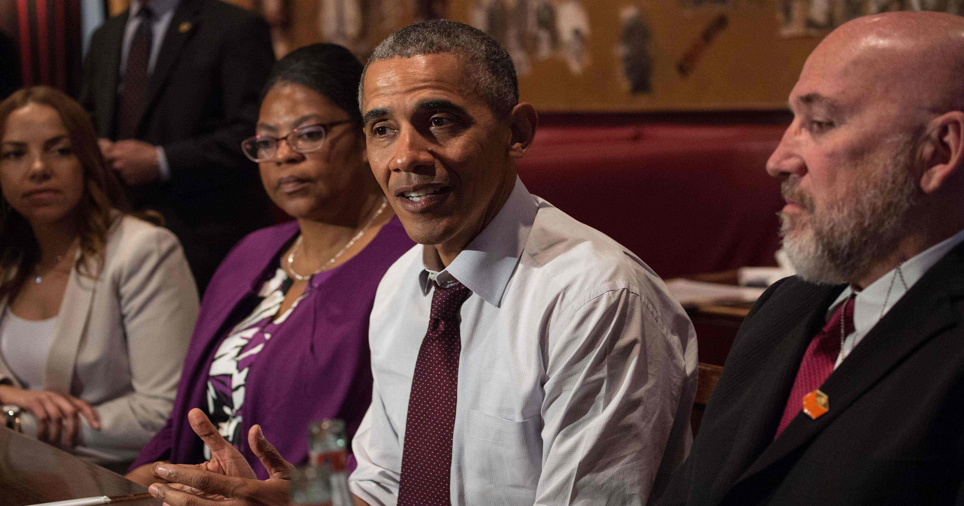 For Recipients Of Obamas Presidential Pardons Vindication Is Sweet