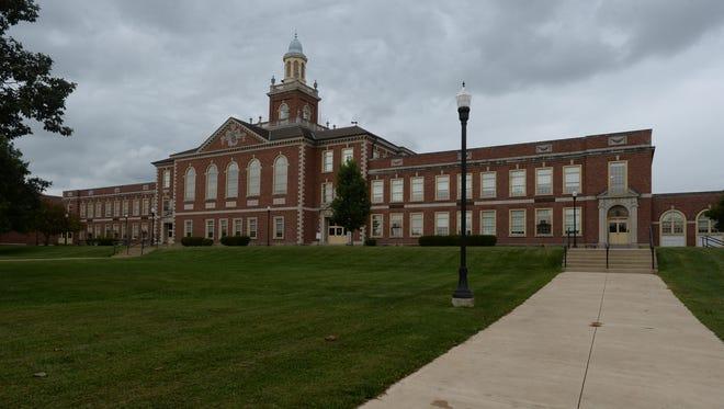 Richmond High School.