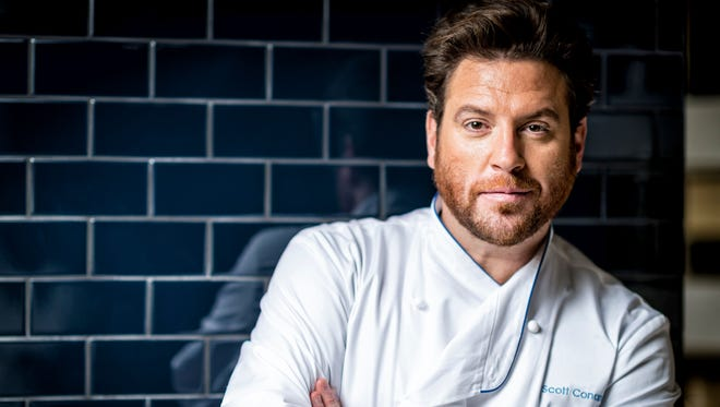 TOMATO & WINE DINNER: Join celebrity chef Scott Conant at his Phoenix restaurant Mora Italian for a special wine dinner revolving around the juicy summer vegetable (or fruit, if you're getting technical). The multi-course, family-style dinnerfeaturescanapés and dishes including Rigatoni Nero with lobster and tomato guazzetto and lemon-olive oil cake with berry-tomato compote. Dishes will be paired with selections from Dario Soldan of Classico Wines. Two seatings are available.| DETAILS: 6 p.m. and 7:30 p.m. Wednesday, June 27. Mora Italian, 5651 N. Seventh St., Phoenix. $95 plus tax and tip.602-795-9943, moraitalian.com. Make a reservation at bit.ly/2y7GQ5D.