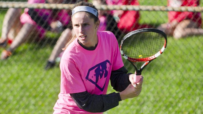 Manitowoc Lincoln senior Bailey Budnik has played No. 1 singles all four years with the Ships and is aiming to become just the third girls player in school history to qualify for state four straight years.
