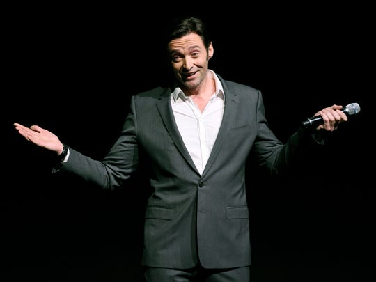 Hugh Jackman creates spectacle in his upcoming 'The