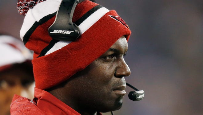 Cardinals defensive coordinator Todd Bowles is scheduled to interview this week with four of the six NFL teams searching for a head coach.