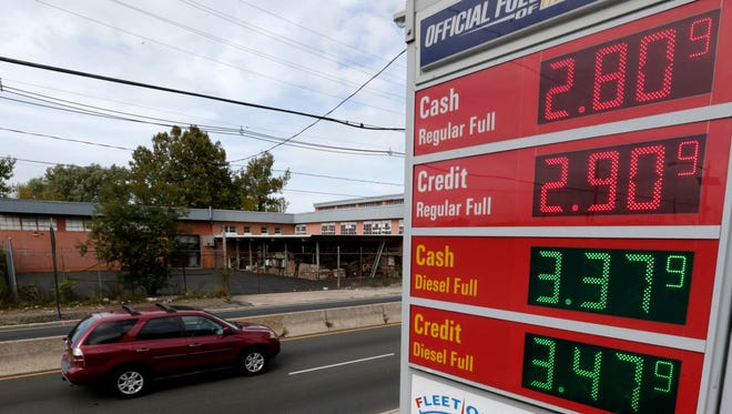 For the first time in four years gas has been cheaper than $3 a gallon.