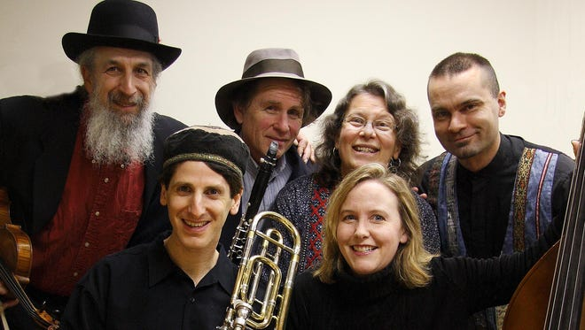 The Wholesale Klezmer Band will perform Sunday at the Jewish Food Festival in West Elmira.