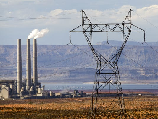 Navajo Hopi Coal Power Plant 161471