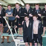 Plymouth swimmers cruise to 105-74 win