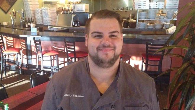 Anthony Esposito, chef at Pizzaro's Ristorante & Pizzaria in Bonita Springs.