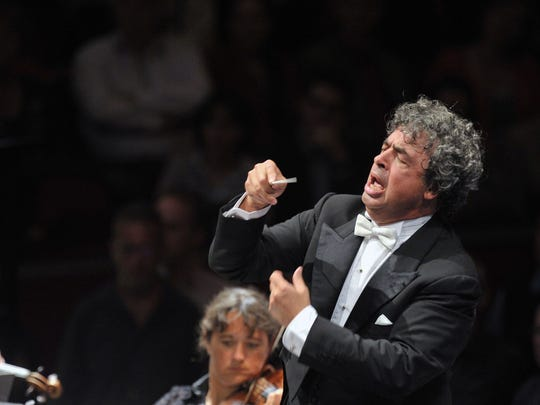 The distinguished conductor Semyon Bychkov makes his Music Hall debut with the CSO.