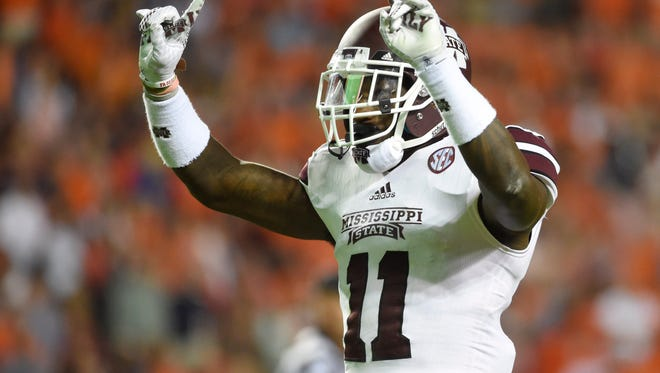 Mississippi State defensive back Kivon Coman ranks No. 14 on The Clarion-Ledger's list of most important Bulldogs.