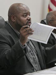 Former Rochester Housing Authority board chairman George Moses shown here in a file photo.