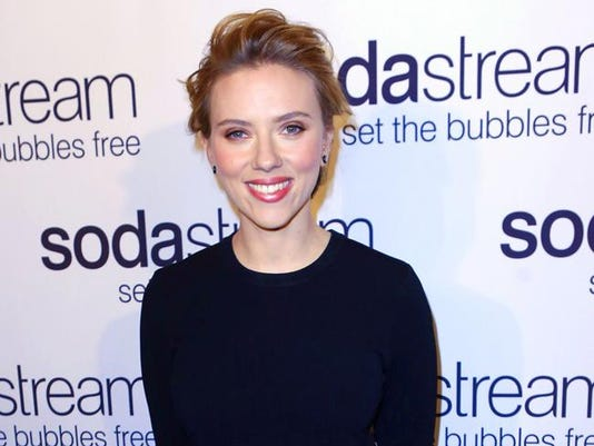 Scarlett Johnasson