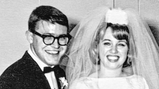 Browning Wedding, 1965