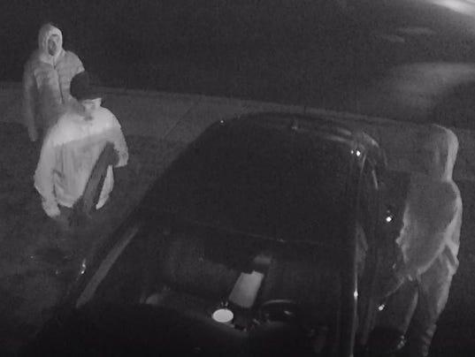Suspects in Silver Oak vehicle burglary in Carson City