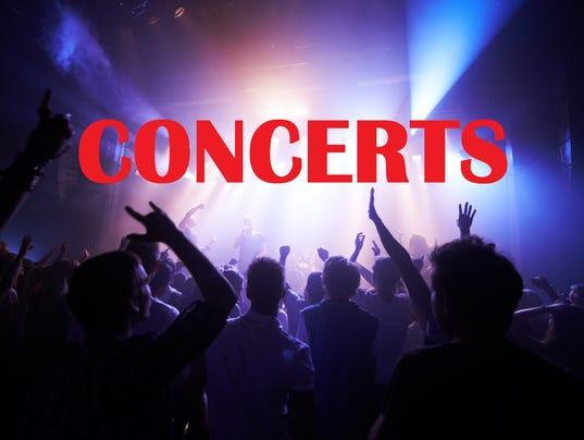 new concerts john benson presto stock file