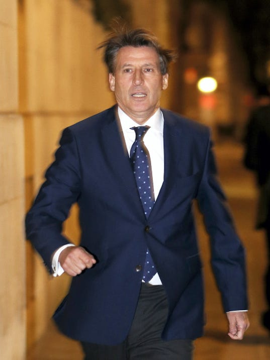 """IAAF president Sebastian Coe has urged the International Association of Athletics Federations (IAAF) council to start considering sanctions against Russia following the """"alarming"""" World Anti-Doping Agency (WADA) report published on Monday afternoon."""