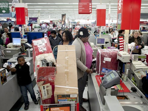 More retailers are shifting the start of their big holiday pushes to Thanksgiving.
