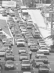 Did I mention traffic?