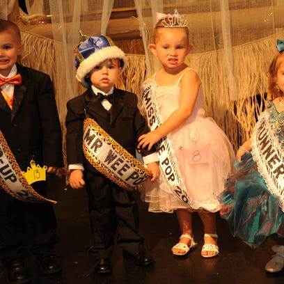 Winners named in the Marion Popcorn Festival 2015 Wee