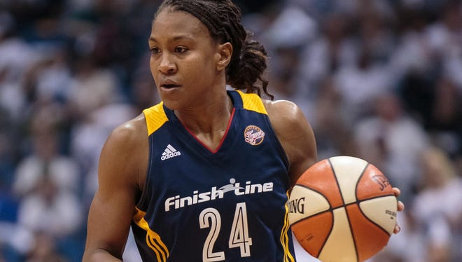 Ten-time All-Star Tamika Catchings, 36, is set to begin her 15th and final season in the WNBA.