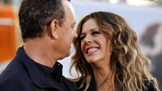 Tom Hanks and Rita Wilson have tested positive.