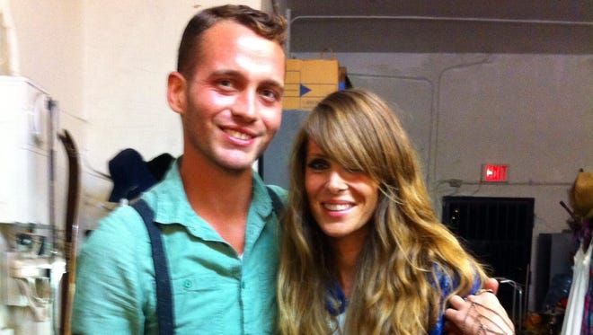 Joshua Kikendall and his sister, Jaimie Rae, are trying to help the victims of Hurricane Irma in St. Thomas, Virgin Islands.
