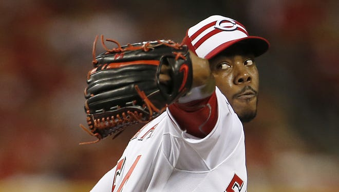Aroldis Chapman is the biggest bargaining chip, but nearly every Red will be in trade discussions during the offseason.