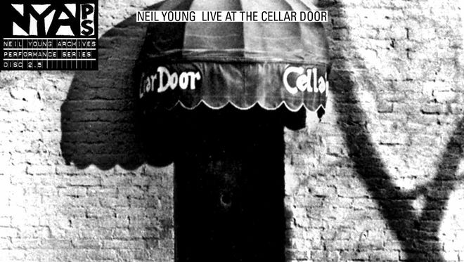 "Neil Young will release ""Live at the Cellar Door"" on Dec. 10."