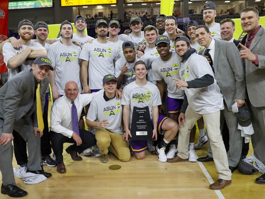 Lipscomb is headed to the NCAA tournament for the first time.