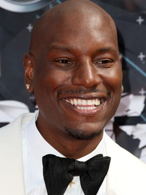 """Tyrese's """"Black Rose"""" tops the album chart for the week ending July 16."""