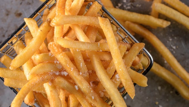 Contrary to a limited study published by the American Journal of Clinical Nutrition, an APRE (Alliance for Potato Research and Education) press release details other research showing that French fries, as part of mixed meals, produce lower blood glucose and insulin levels in children.