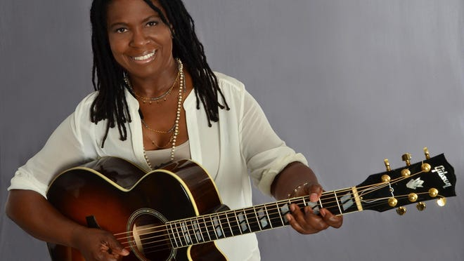 Ruthie Foster plays Southgate House in Newport Friday night.