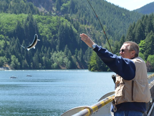 Despite privatization fears trout stocking won 39 t change for Odfw fish stocking