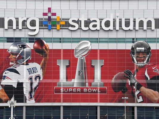 NFL: Super Bowl LI-Stadium Features