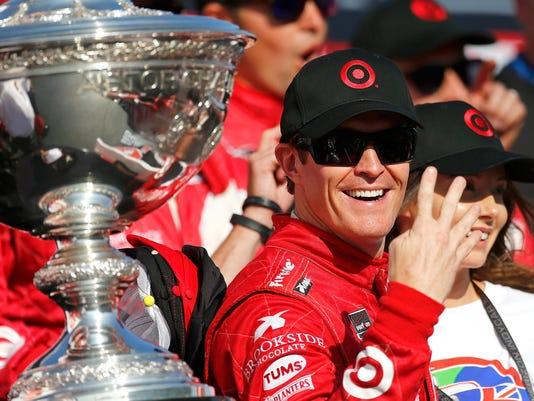 ***BESTPIX*** Verizon IndyCar Series GoPro Grand Prix of Sonoma