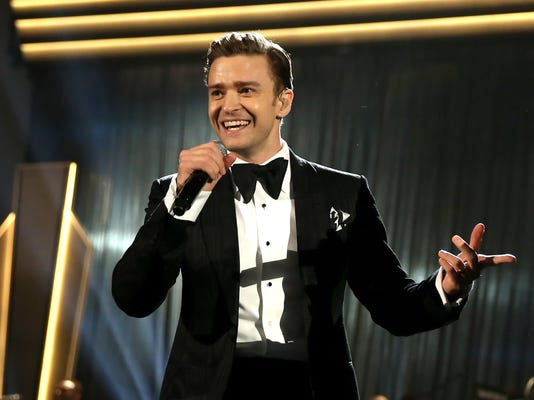 FILE - Justin Timberlake To Headline Super Bowl LII Halftime Show The 55th Annual GRAMMY Awards - Show