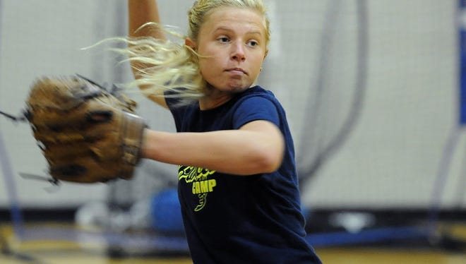 Senior third baseman Tori Golden is hitting .525, with 40 RBI and a team-high 47 runs scored for Oak Creek, the top-ranked team in the Milwaukee area.