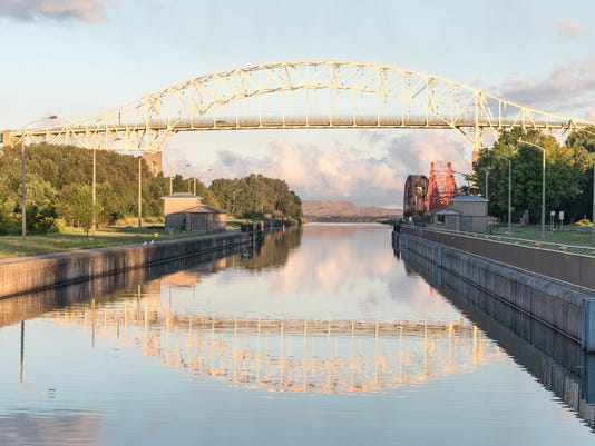 Sault Ste. Marie Bridge