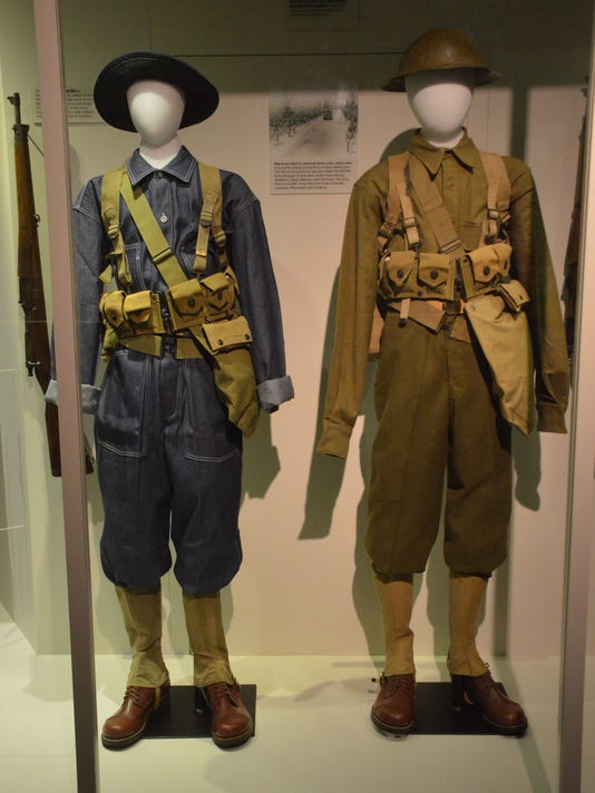 ANI Fort Polk Museum Men from Alabama, Louisiana, Mississippi and Arkansas made up the Third Army or the Blue Army and wore blue while those from Kansas, Oklahoma, Missouri, Texas and Kentucky made up the Second Army or the Red Army. These men trained at C
