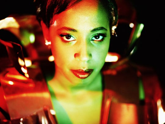 Cold Specks, also known as Ladan Hussein, will perform on April 18 at Indy CD & Vinyl.