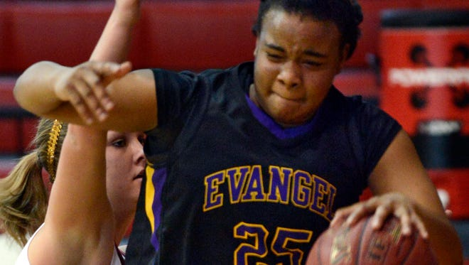 Taylor McNeil and the Evangel Christian girls are trying to reach the AISA semifinals for a fourth straight year. The Lions have yet to win a state championship.