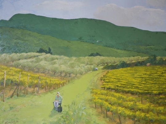 """Field Work,"" by Nancy Campbell."