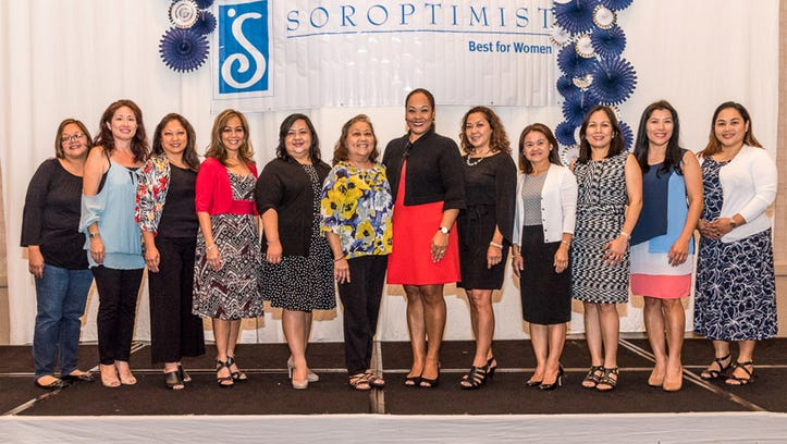 The 13th Annual Soroptimist International of the Marianas'