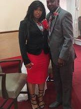 Mt. Lebanon M. B. Church will be celebrating the pastor's fifth year anniversary on Sunday, March 15. The 11 a.m. speaker will be Dr. Steven Bell from Fort Worth, Texas and the 3 p.m. speaker will be Reverend Kerry James from Nashville. Pictured are Reverend Gregory C. Givens and his wife.